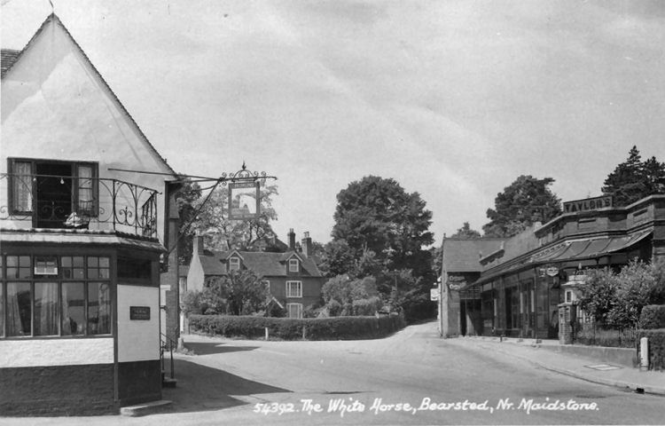 The White Horse, Bearsted